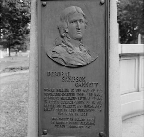 Deborah Sampson: Revolutionary War Soldier