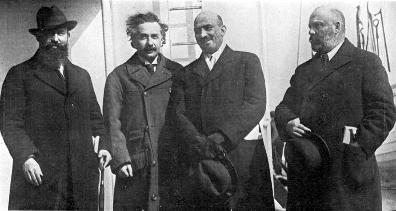 What Einstein Might Teach Us About Our Viral Divide