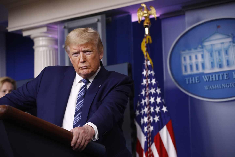 Trump's Polling Bump Was Easy Come, Easy Go
