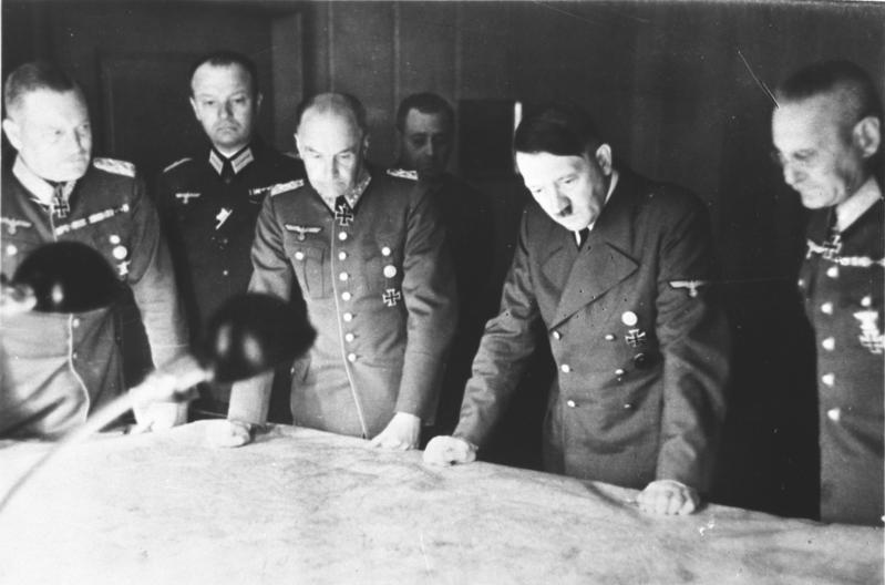The Importance of the Strategic Level: Germany in the Second World War