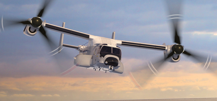 The Coming of CMV-22B to the Fleet: Next Steps