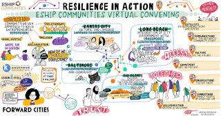 Infographic: Community Resilience in Action