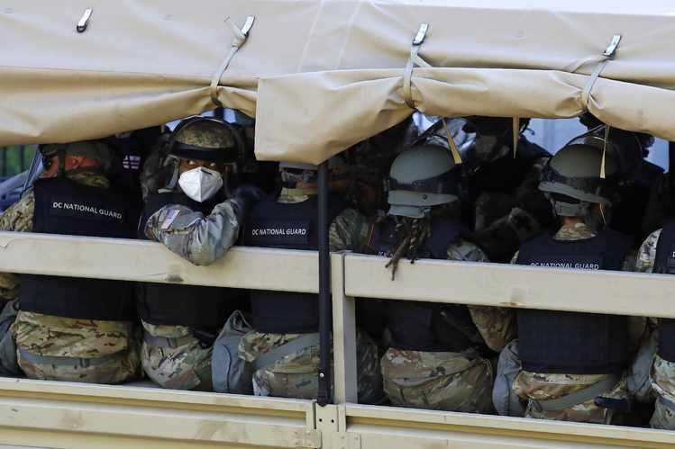 Lawmakers Want NDAA to Protect Protestors From the Military