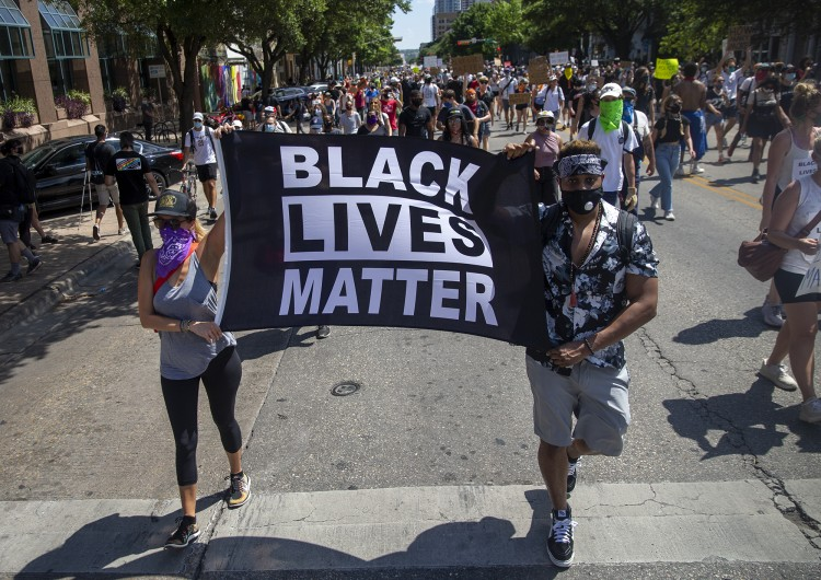 BLM's Agenda Is Far Different From Its Slogan