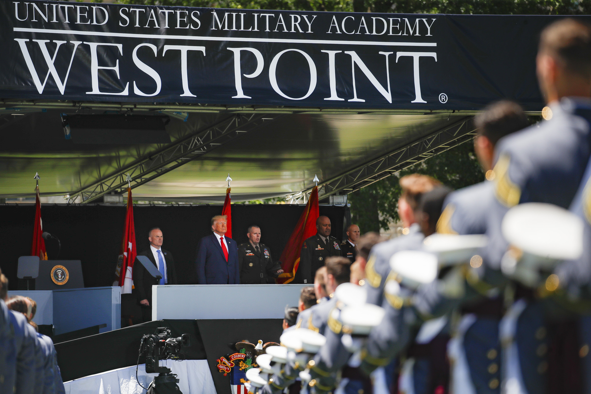 The West Point Class of 2020: Pawns of Politicization, Fodder for the Culture Wars