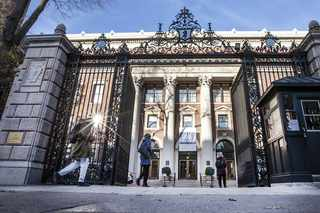 Barnard College Blocks Speech Policies from Public View
