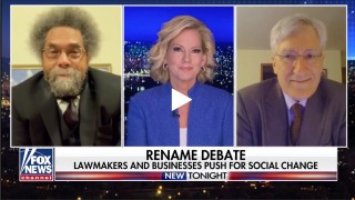 Professors Cornel West and Robert George on Monuments,  Cancel Culture