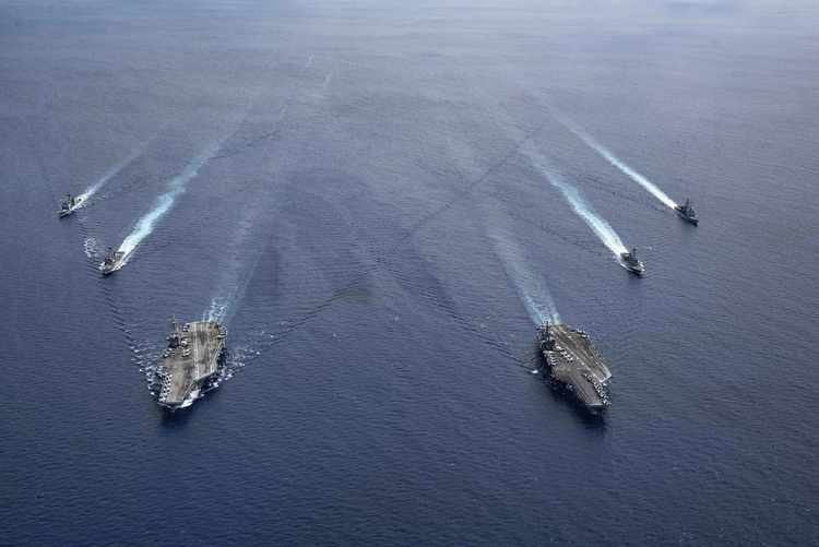 Is America Up for a Naval War with China? | RealClearPolitics