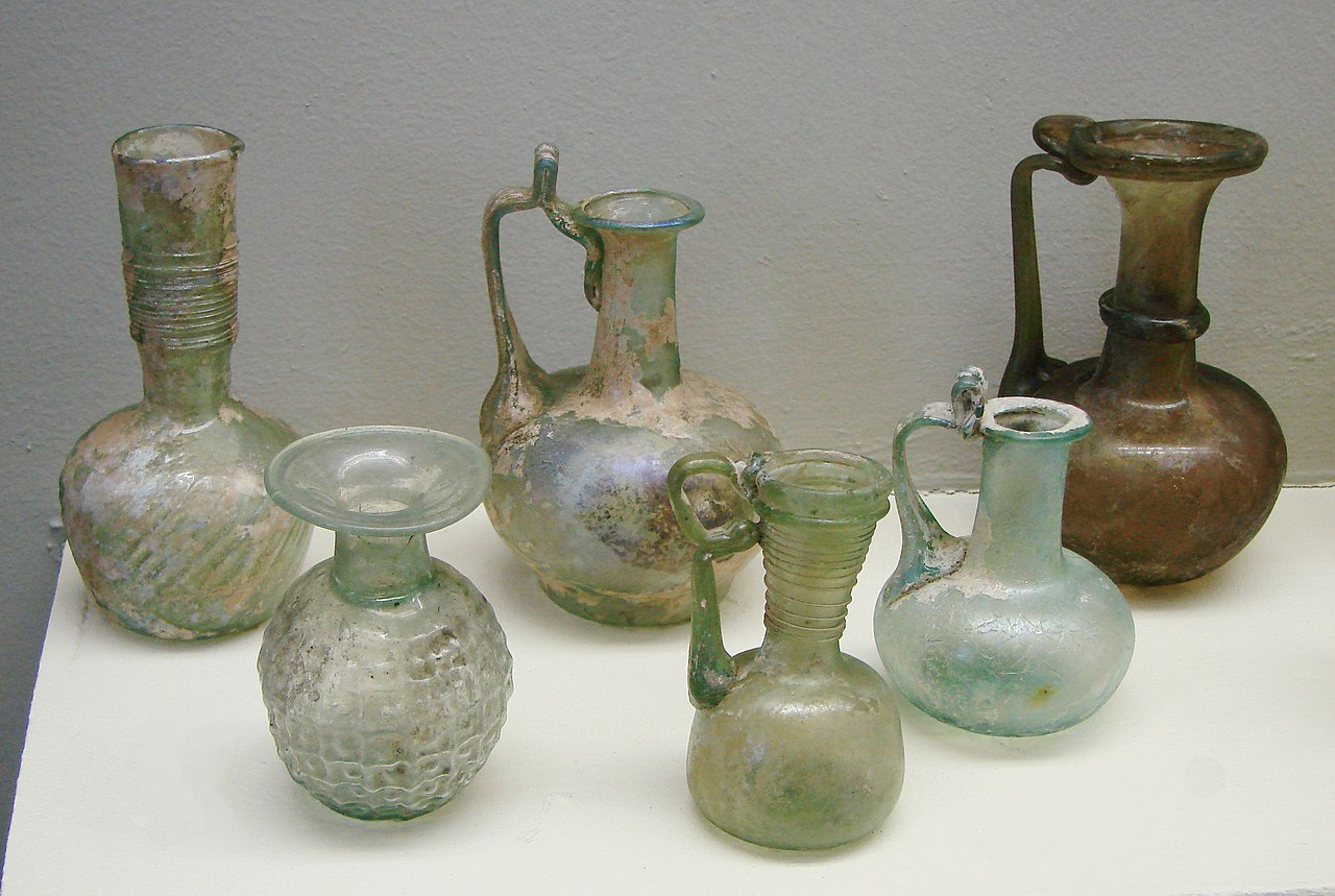 Where Did Rome's Famous 'Alexandrian' Glass Come From?
