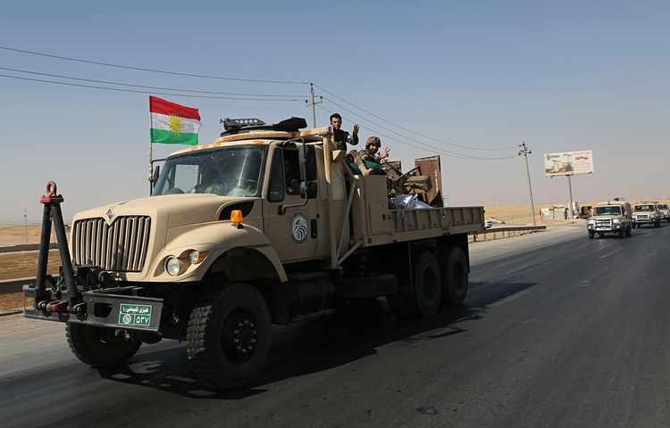 KRG Seeks U.S. Help to Rein in Turkish Attacks