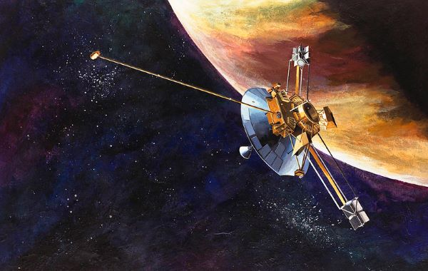 Five NASA Spacecraft Leaving Our Solar System for Good