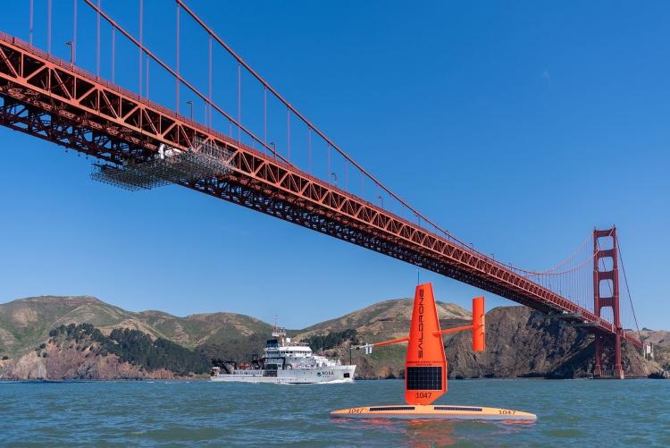 Coast Guard Begins At-Sea Testing of USVs to Tackle Illegal Fishing