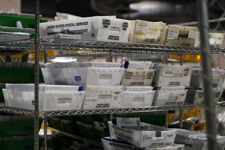 Mail Vote Challenges Are Likely; Will States Be Ready?