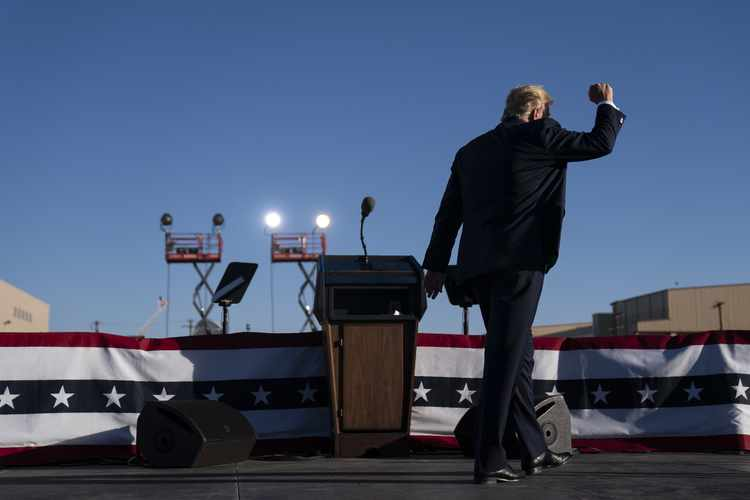 Donald Trump: Why He Deserves 4 More Years
