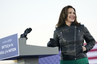 Whitmer Seeks Shutdown of Great Lakes Oil Pipeline