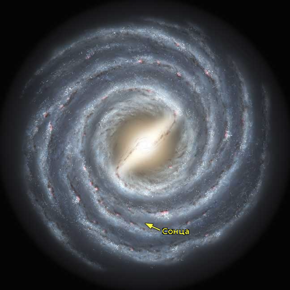 How Do We Know What the Milky Way Looks Like When We Are Inside It?