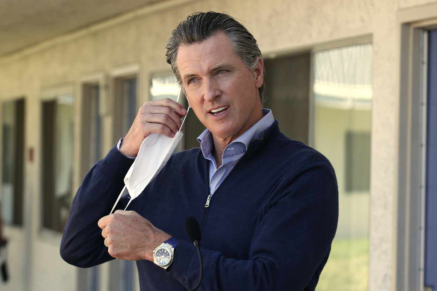 Bitter Taste of Hypocrisy Lingers After Newsom's Meal