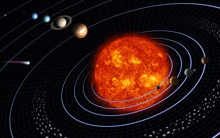 A New 'Superhighway' Discovered in Solar System