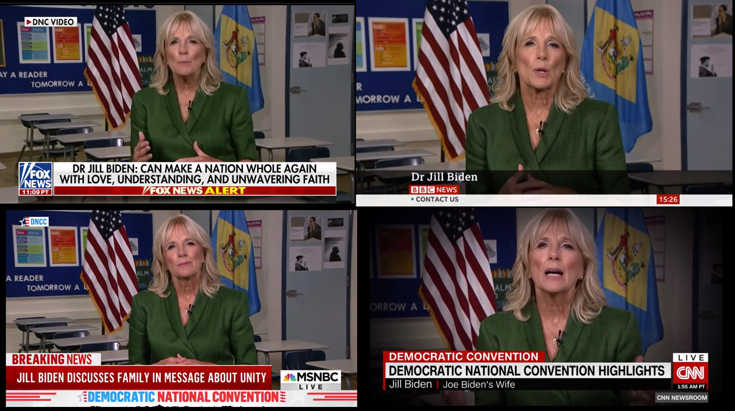 Real Clear Public Affairs - Dr.' Jill Biden? Critics of Op-Ed Often Omitted the Title