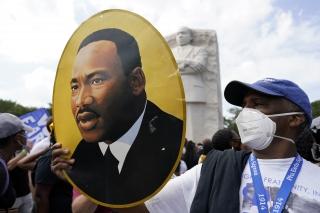 Reading MLK 'Letter From a Birmingham Jail'