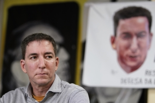Glenn Greenwald Sounds Alarm Over Cancel Culture
