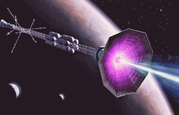 New Plasma Propulsion System Could Be a Gamechanger