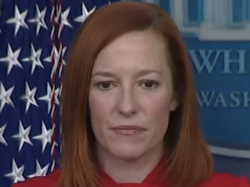 "Psaki Defends Harris ""Starting From Scratch"" Claim On COVID: ""There Were Not Enough Vaccines"""