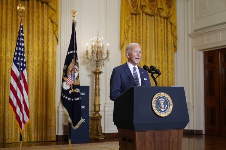 Back in Paris Pact, Biden Admin Preps Tougher Limits on Energy Industry   RealClearPolitics