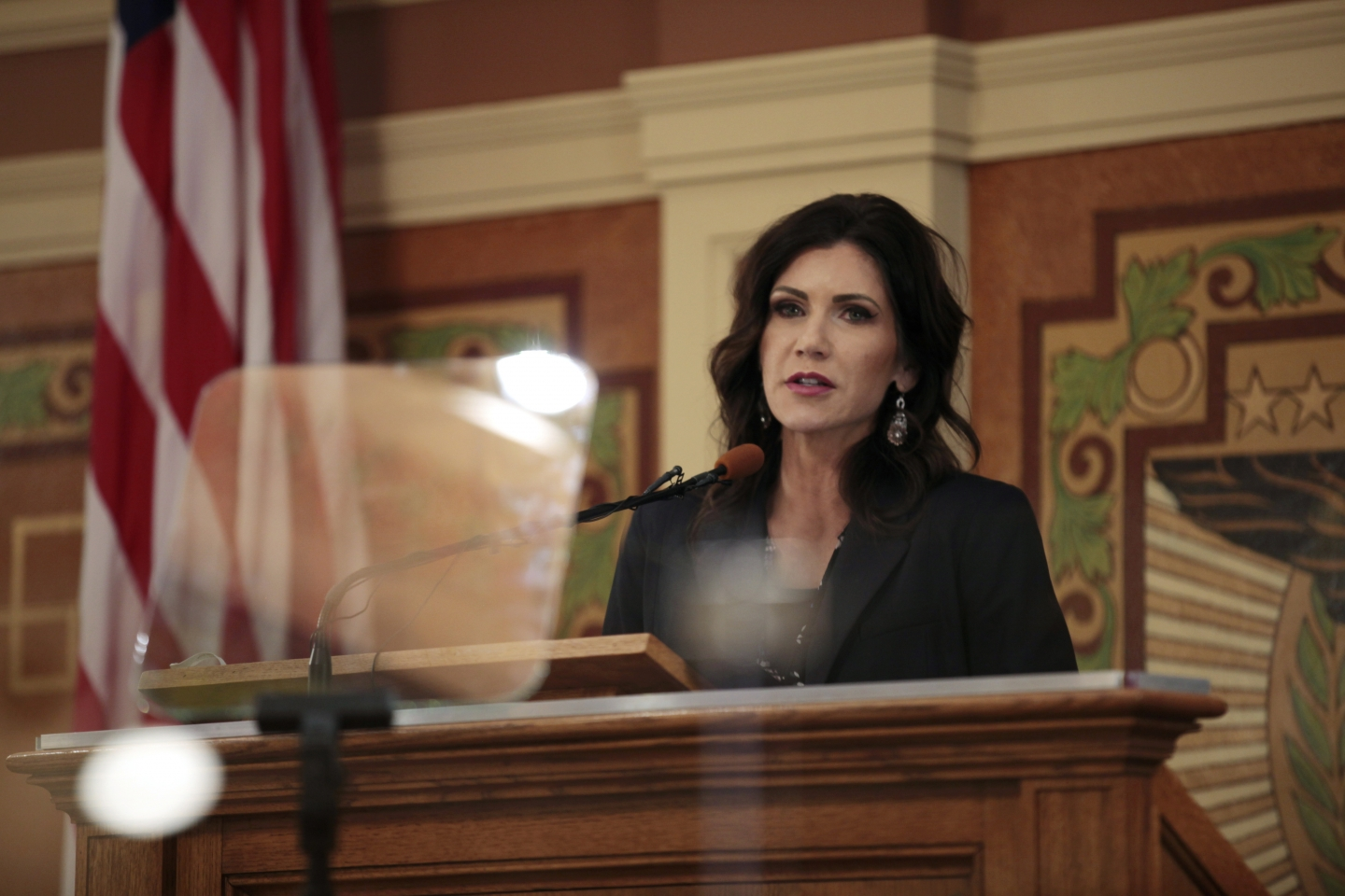 Noem to RNC Donors: 'No Single Person Can Save This Country'