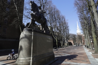 Podcast: Paul Revere's Ride