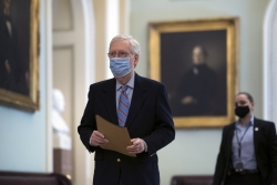 <p>Is McConnell Preparing to Exit Senate? </p> thumbnail