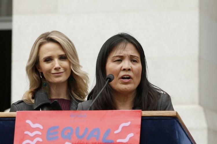 Image Biden's Labor Dept. Choice Boomerangs Against Newsom