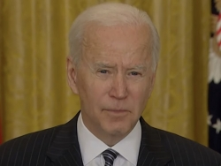 Biden Credits Defense Production Act: We Will Reach 100 Million Vaccines On Friday
