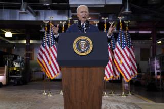 Biden Unveils His $2.2T Infrastructure Package in Pittsburgh