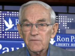 "Ron Paul: Vaccine Passports Might Be The Thing That Makes People Finally Wake Up, Say ""That's Enough"""
