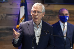 """MSNBC Panel: Sen. McConnell Tells Big Business To """"Stay Out Of Politics"""""""