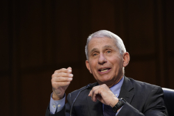 National Press Club Virtual Newsmaker With Dr. Anthony Fauci