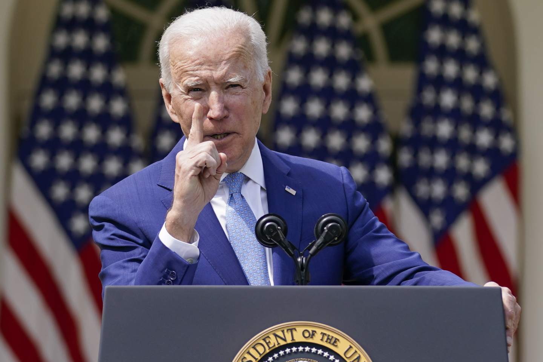Biden Pushes Gun Control, But Legislation Is Unlikely