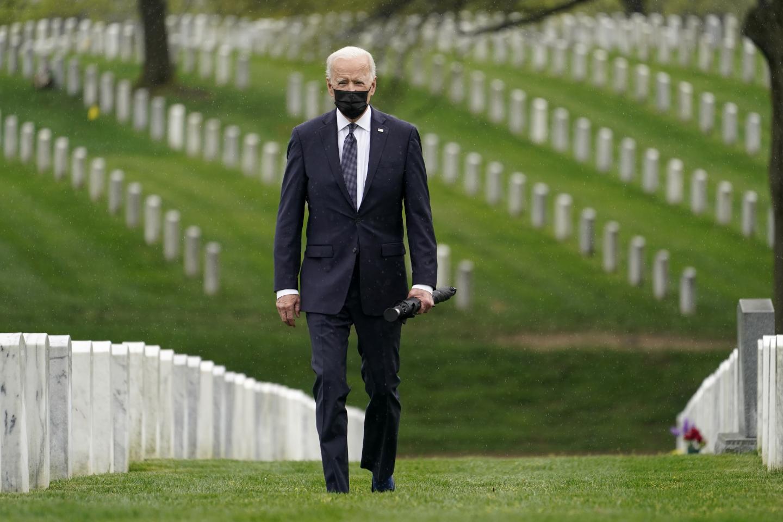 Biden's Risky Afghanistan Exit Plan