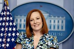 Watch: Press Secretary Jen Psaki Holds White House Tuesday Briefing (April 20, 2021)