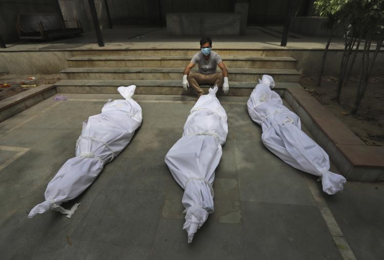 India's Massive COVID Surge Puzzles Scientists