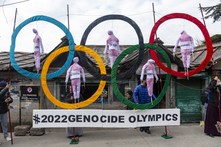WH Shuns Push for 'Diplomatic Boycott' of Beijing Olympics | RealClearPolitics