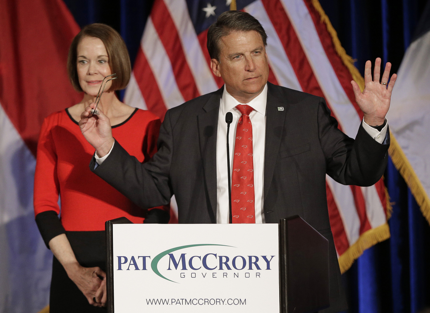 Pat McCrory's Resurgence a Loss for Cancel Culture
