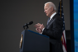 Biden Gets Mugged by Events