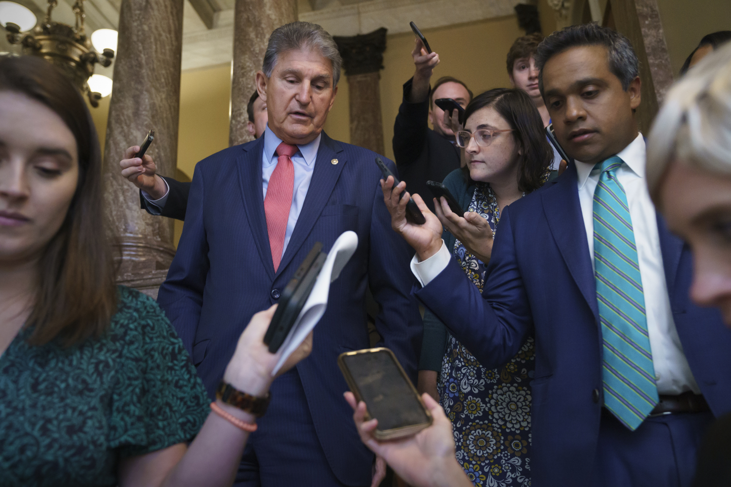 Manchin Saved the Senate -- and Our Republic (for Now)