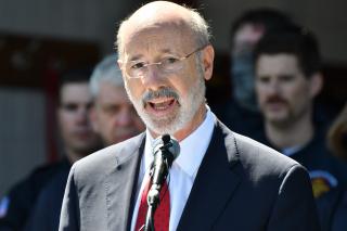 Tom Wolf, Governor of Pennsylvania