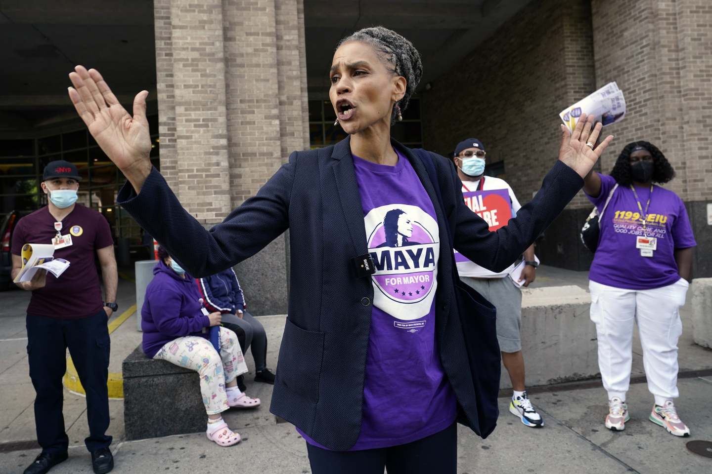 Safety, Quality of Life Are Top Concerns in N.Y. Mayoral Race