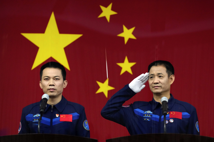 America Leaps Into China's Way of Competing | RealClearPolitics