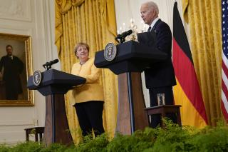 Merkel, Biden Face Tough Talks on Russian Gas Pipeline, China