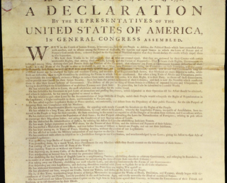 A Debate: Should the Declaration Inform the Constitution?